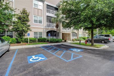 Bluffton Condo/Townhouse For Sale: 4924 Bluffton Parkway #23-301