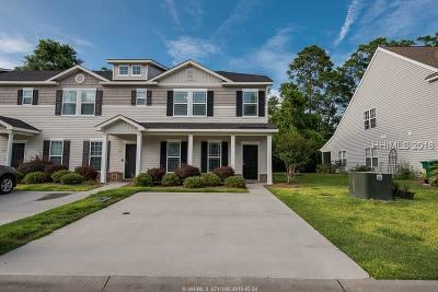 Bluffton Single Family Home For Sale: 150 Starshine Circle