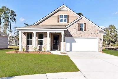 Bluffton Single Family Home For Sale: 21 Sifted Grain Road
