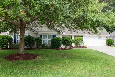 Bluffton Single Family Home For Sale: 75 Bridgewater Drive