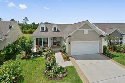Bluffton Single Family Home For Sale: 289 Knollwood Court