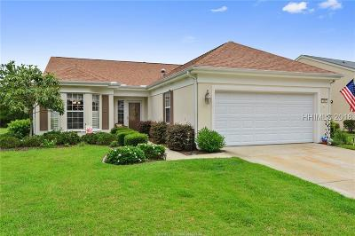 Bluffton Single Family Home For Sale: 34 Tallow Drive