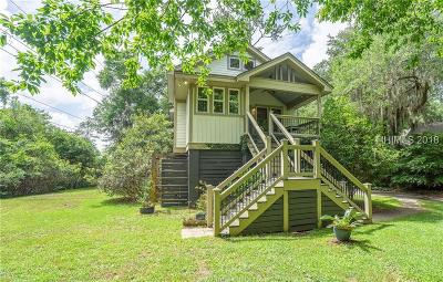 Beaufort Single Family Home For Sale: 600 Linton Lane