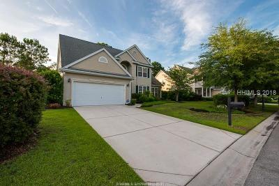 Bluffton Single Family Home For Sale: 117 Pinecrest Circle