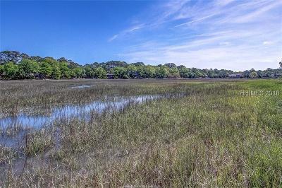 Hilton Head Island Single Family Home For Sale: 30 Audubon Pond Road