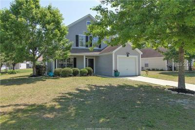 Bluffton Single Family Home For Sale: 303 Cold Creek Pass