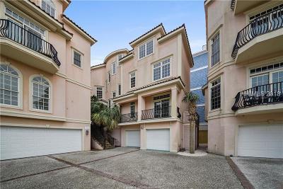 Hilton Head Island Single Family Home For Sale: 14 Whelk Street