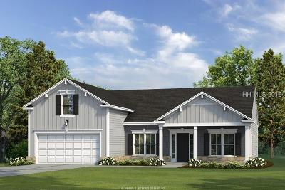 Bluffton SC Single Family Home For Sale: $267,385