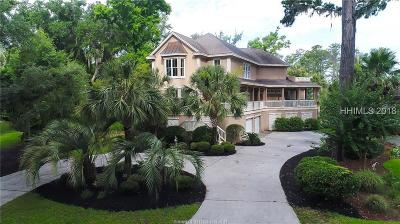 Beaufort County Single Family Home For Sale: 25 Silver Oak Drive