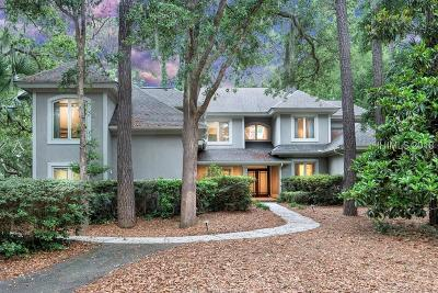 Hilton Head Island Single Family Home For Sale: 33 N Port Royal Drive