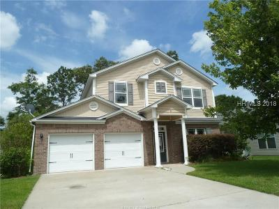 Bluffton Single Family Home For Sale: 18 Isle Of Palms E