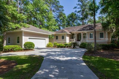 Callawassie Island Single Family Home For Sale: 3 Winding Oak Drive