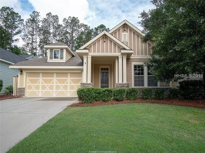Bluffton Single Family Home For Sale: 27 Sweet Marsh Court