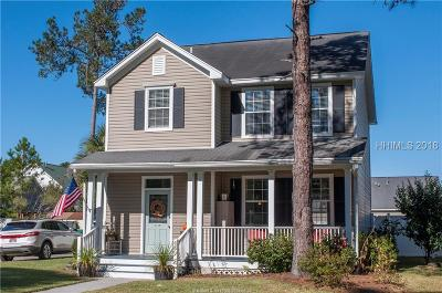 Bluffton Single Family Home For Sale: 66 Able Street