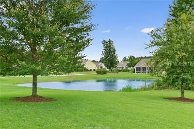 Beaufort County Single Family Home For Sale: 8 Rolling River Drive