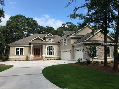 Beaufort County Single Family Home For Sale: 712 Colonial Drive