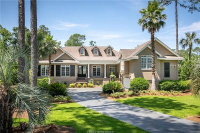 Beaufort County Single Family Home For Sale: 33 Wexford Club Drive