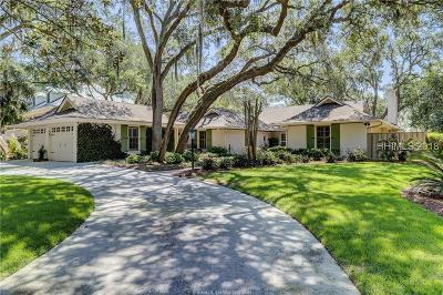Single Family Home For Sale: 44 N Calibogue Cay Road