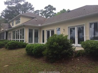 Callawassie Island Single Family Home For Sale: 21 Tabby Point Lane