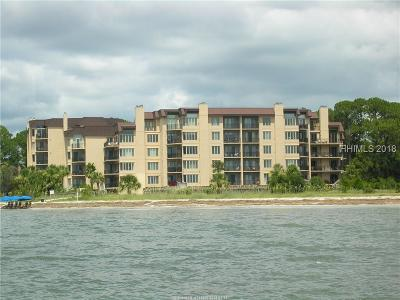 Hilton Head Island Condo/Townhouse For Sale: 251 S Sea Pines Drive #1902