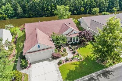 Single Family Home For Sale: 17 Raven Glass Lane