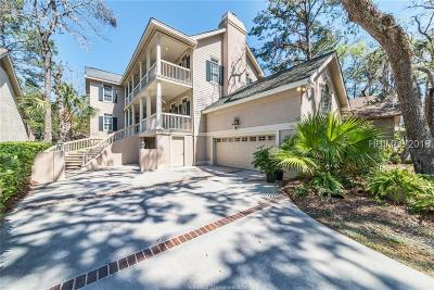 Single Family Home For Sale: 23 Shell Ring Road