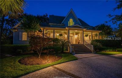 Saint Helena Island Single Family Home For Sale: 131 Dataw Drive