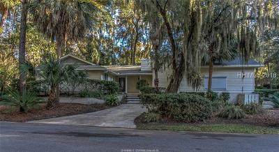 Beaufort County Single Family Home For Sale: 1 Cockle Court