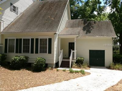 Daufuskie Island Condo/Townhouse For Sale: 27 Plantation Homes Drive #27
