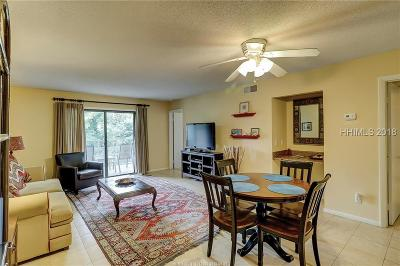 Hilton Head Island Condo/Townhouse For Sale: 45 Folly Field Road #27E