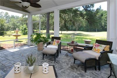 Single Family Home For Sale: 36 St Simons Drive