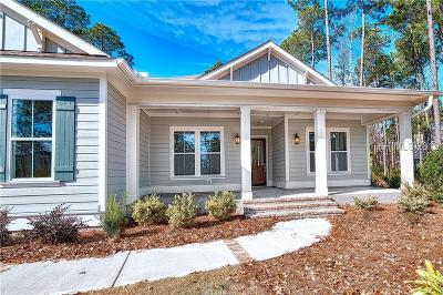 Palmetto Hall Single Family Home For Sale: 2 Clyde Lane
