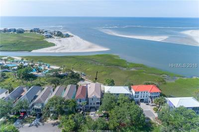 Fripp Island Single Family Home For Sale: 35 SE Veranda Beach Rd