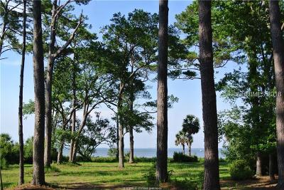 Hilton Head Island Residential Lots & Land For Sale: 11 Pelican Watch Court
