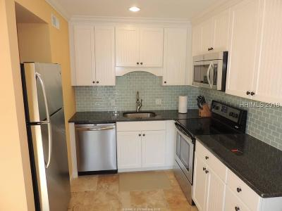 North Forest Beach Condo/Townhouse For Sale: 4 N Forest Beach Drive #208