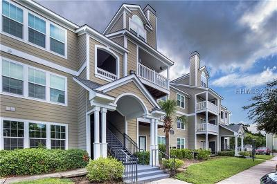 Bluffton SC Condo/Townhouse For Sale: $98,000