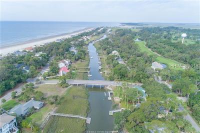 Fripp Island Single Family Home For Sale: 376 Wahoo Drive