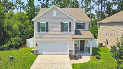 Beaufort Single Family Home For Sale: 133 Mission Way