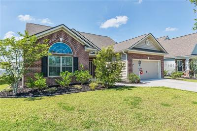 Bluffton SC Single Family Home For Sale: $334,900