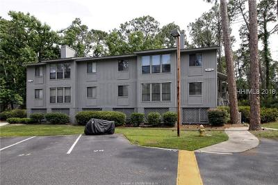 Hilton Head Island SC Condo/Townhouse For Sale: $140,000