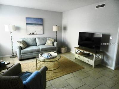 Condo/Townhouse For Sale: 400 Wm Hilton Parkway #33