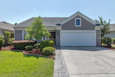 Beaufort County Single Family Home For Sale: 10 Dawn Sky Court