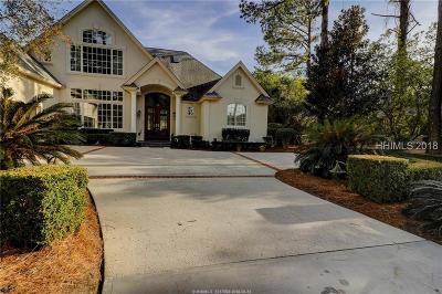 Beaufort County Single Family Home For Sale: 276 Bamberg Drive