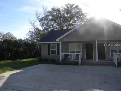 Hampton Single Family Home For Sale: 903 2nd Street W