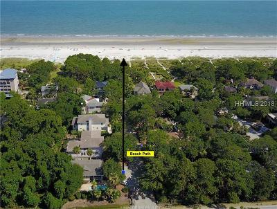 Hilton Head Island Single Family Home For Sale: 1 Bayberry Lane