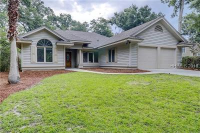 Beaufort County Single Family Home For Sale: 3 Strath Court