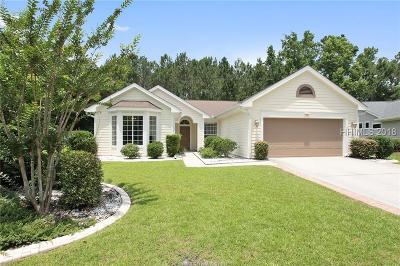Single Family Home For Sale: 15 Lake Somerset Circle