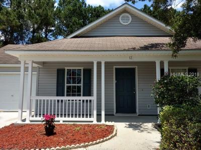 Single Family Home For Sale: 12 Spring Crossing Drive
