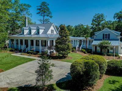 Single Family Home For Sale: 3 Old House Circle