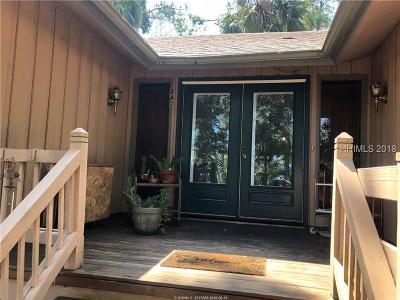 Fripp Island Single Family Home For Sale: 840 Fiddlers Ridge Road